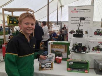 FFF&B Ploughing Match 2017 Competition Winner