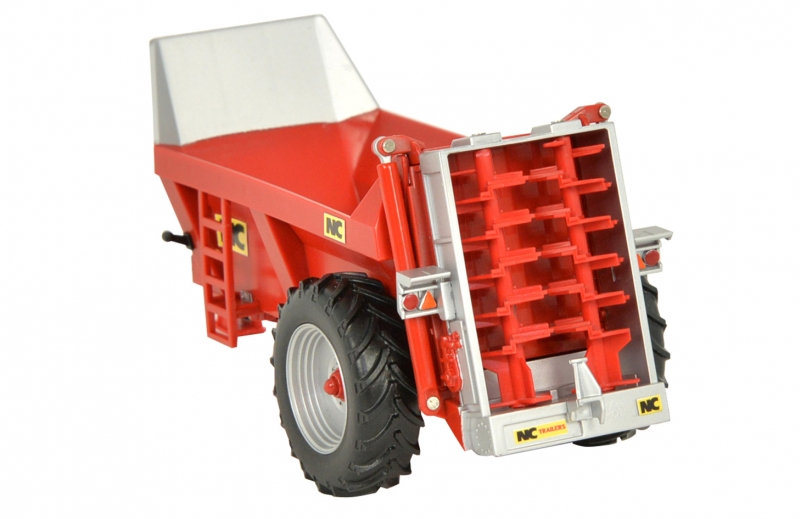 BRI 43181 NC Rear Discharge Manure Spreader