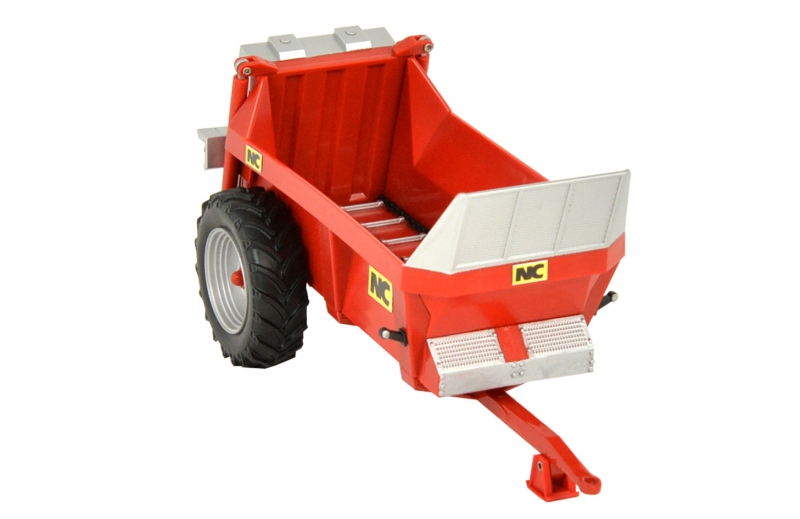 NC Rear Discharge Manure Spreader Britains 43181