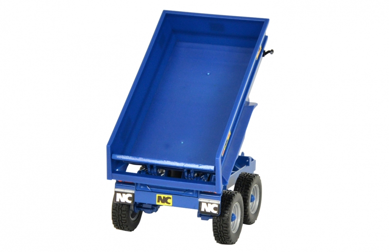 BRI 43182 NC Power Tilt Dump Trailer 400 1