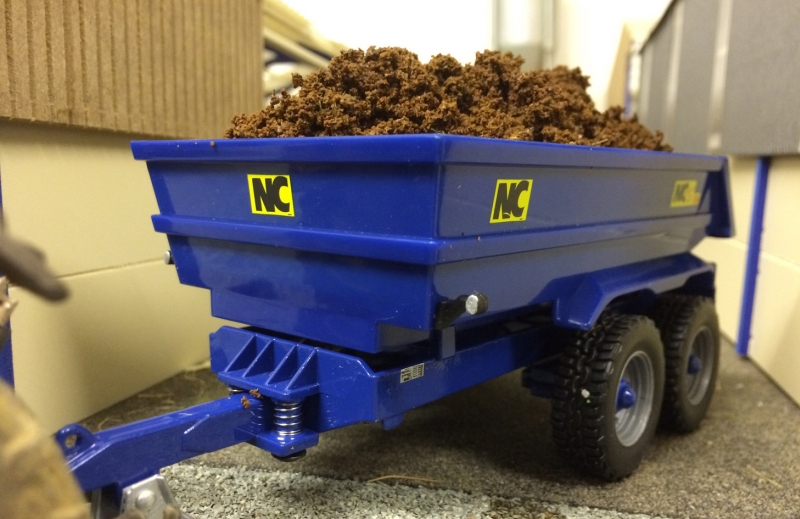 NC Power Tilt Dump Trailer Model Britains Lifestyle 5