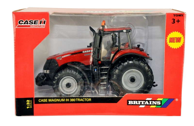 Model Tracotr Britains 43004 Case Magnum IH 380