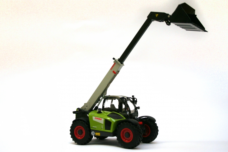 WIKING 7347 Claas Scorpion 7044 Extended Boom